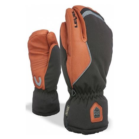 gloves Level Off Piste Trigger - PK Brown