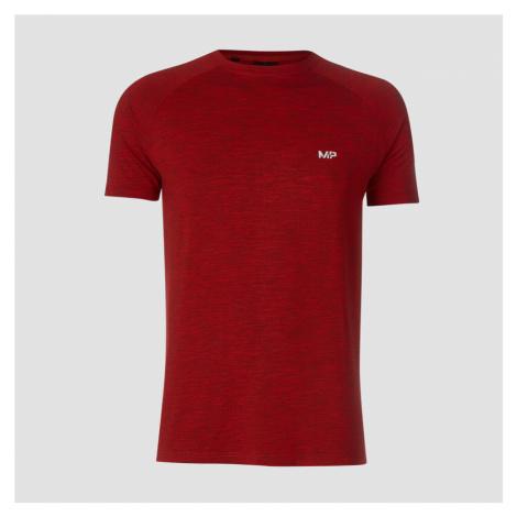 MP Men's Performance Short Sleeve T-Shirt - Danger/Black Myprotein