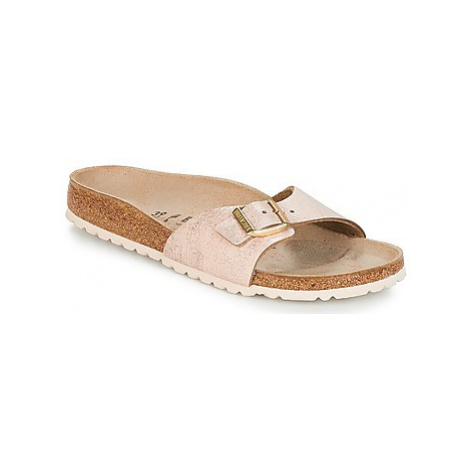 Birkenstock MADRID women's Mules / Casual Shoes in Pink