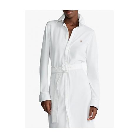 Polo Ralph Lauren Heidi Casual Dress, White