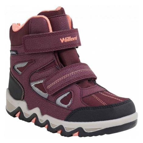 Willard CANADA wine - Kids' winter shoes