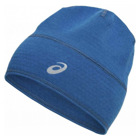 Asics THERMAL BEANIE blue - Winter sports hat