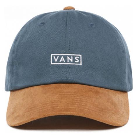 Vans MN CURVED BILL JOCKEY dark blue - Men's baseball cap