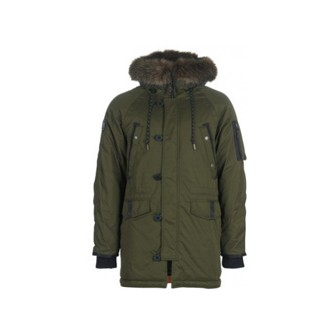 Superdry SDX PARKA men's Parka in Kaki