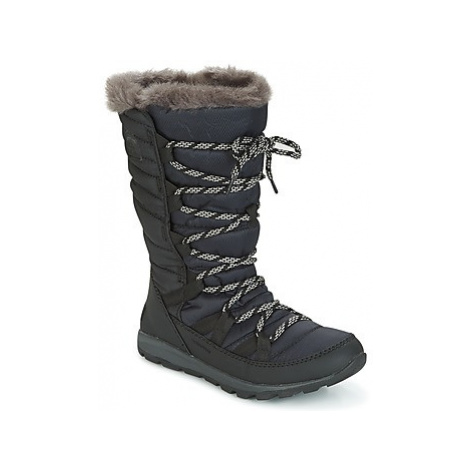Sorel YOUTH WHITNEY LACE girls's Children's Snow boots in Black