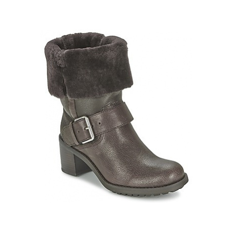 Clarks PILICO PLACE women's Mid Boots in Brown