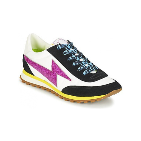 Marc Jacobs ASTOR LIGHTNING BOLT JOGGER women's Shoes (Trainers) in Multicolour
