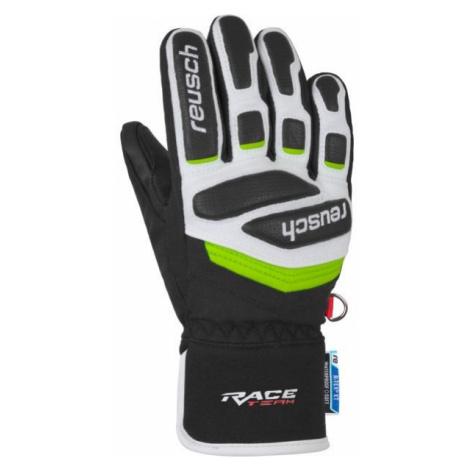Reusch PRIME RACE R-TEX XT JUNIOR white - Kids' ski gloves