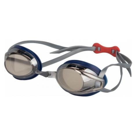 Nike REMORA MIRROR gray - Swimming goggles