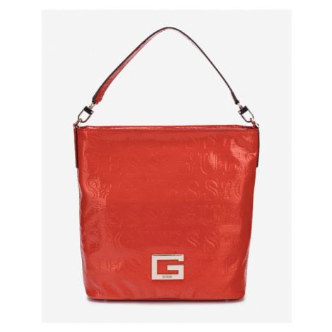 Guess Brightside Handbag Red