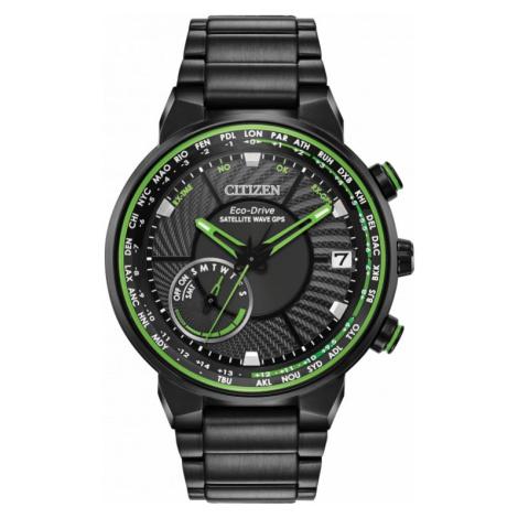 Citizen Satellite Wave Watch CC3035-50E