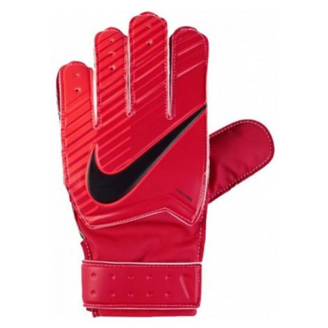 Nike GK JR MTCH red - Kids' football gloves