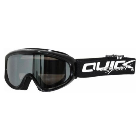Quick ASG-088 black - Alpine Ski Goggles