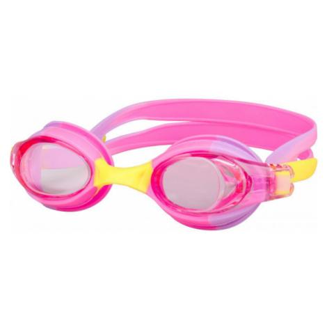 Miton YAM JR yellow - Children's swimming goggles