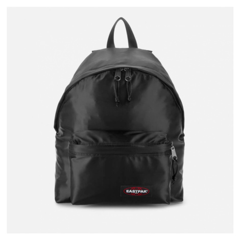 Eastpak Men's Authentic Satinfaction Padded Pak'r Backpack - Satin Black