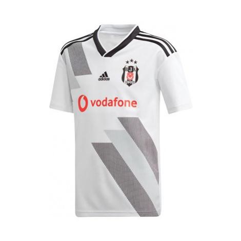 Besiktas Istanbul Home Shirt 2019-20 - Kids Adidas