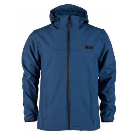 Willard EGO dark blue - Men's softshell jacket