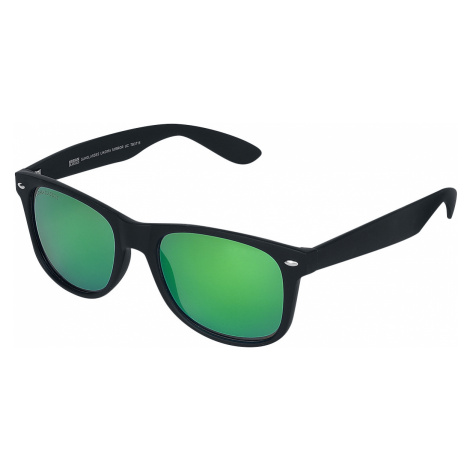 Urban Classics - Likoma Mirror - Sunglasses - black-green