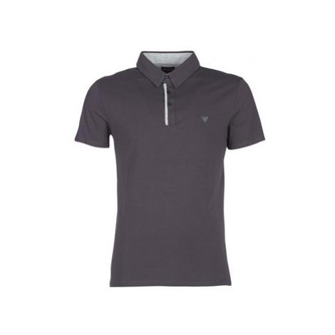 Guess CEASAR men's Polo shirt in Grey