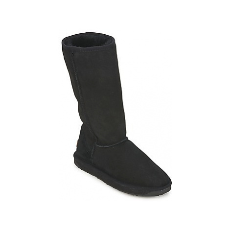 Just Sheepskin TALL CLASSIC women's High Boots in Black