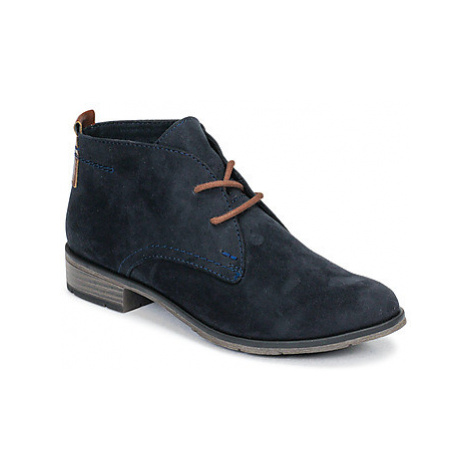 Marco Tozzi - women's Mid Boots in Blue