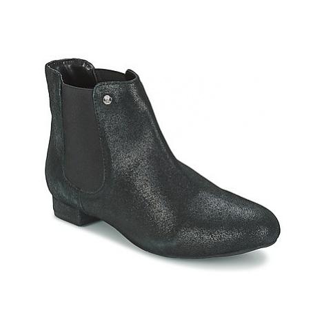 Elle MABILLON women's Mid Boots in Black