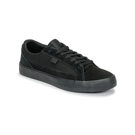 DC Shoes LYNNFIELD M SHOE 3BK men's Shoes (Trainers) in Black