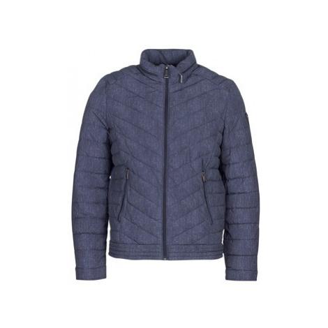 Guess PAKINT men's Jacket in Blue