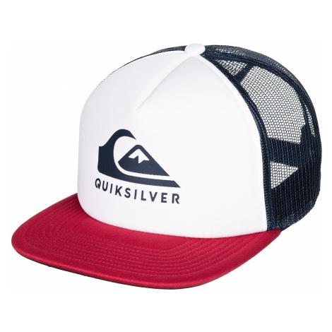 cap Quiksilver Foamslayer Trucker - WBB0/White - men´s