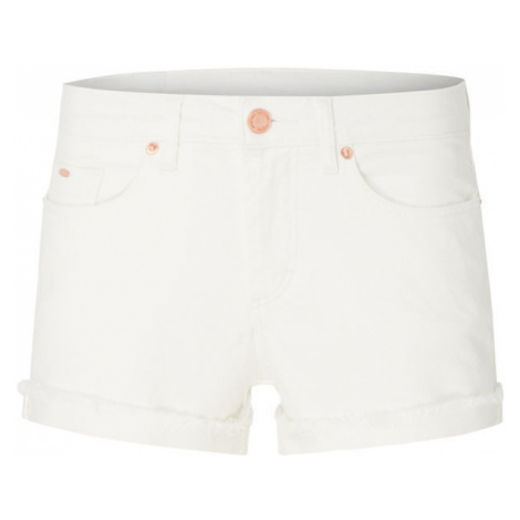 O'Neill LW ESSENTIALS 5 PKT SHORTS white - Women's shorts