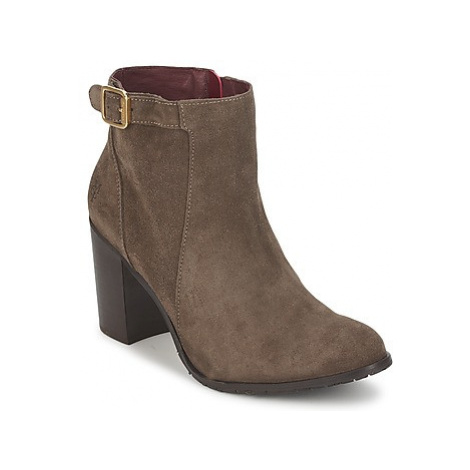 Marc O'Polo GLICHI women's Low Ankle Boots in Brown