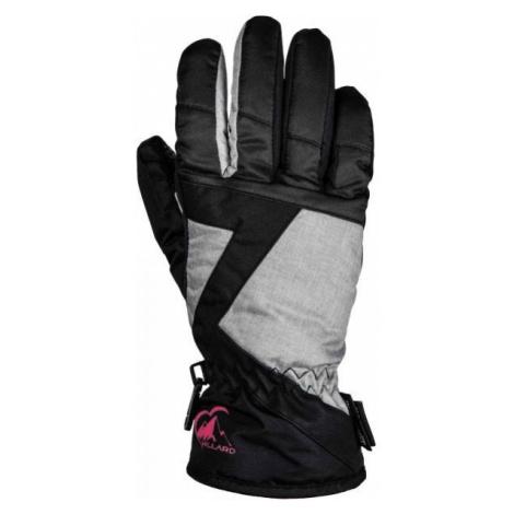 Willard LARI grey - Women's ski gloves