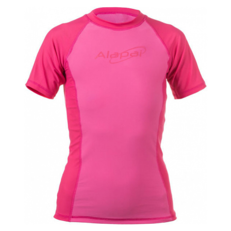 Alapai TRIKO DO VODY - Girls' swim T-shirt with UV protection