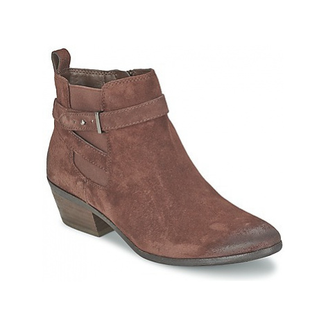 Sam Edelman PACIFIC women's Low Ankle Boots in Brown
