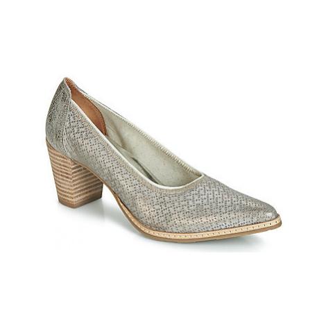 Myma META women's Court Shoes in Grey
