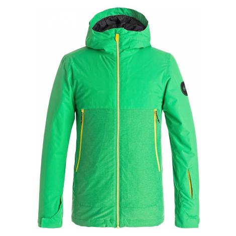 jacket Quiksilver Siera - GNK0/Kelly Green