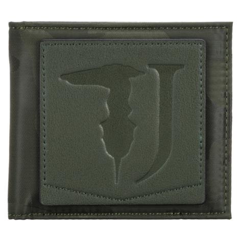 Trussardi Jeans Ticinese Wallet Green
