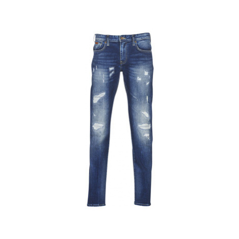 Armani Exchange HOURINE men's Skinny Jeans in Blue