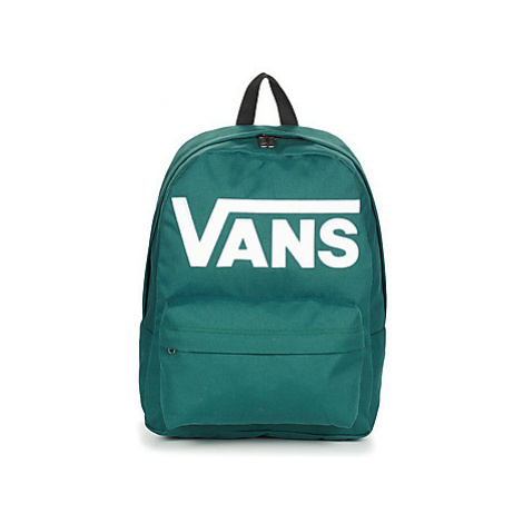Vans OLD SKOOL III BACKPACK men's Backpack in Green