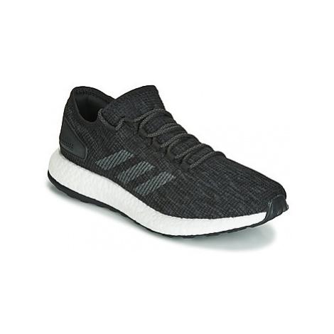 Adidas PureBOOST men's Running Trainers in Black