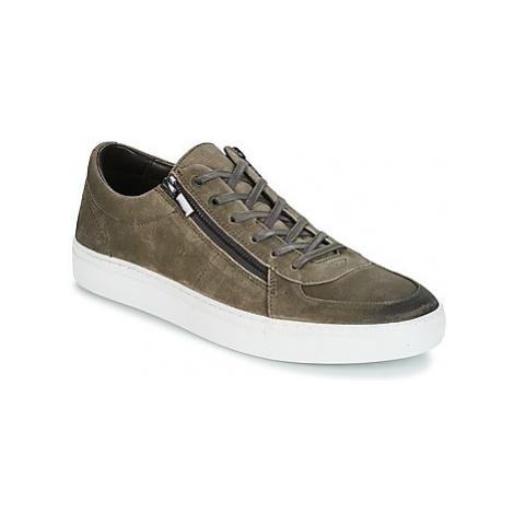 HUGO FUTURISM TENNIS men's Shoes (Trainers) in Grey Hugo Boss