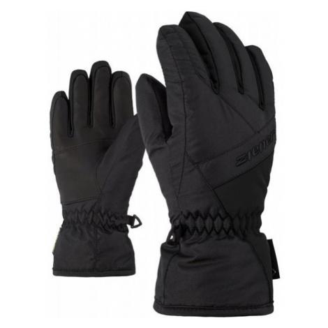Ziener LINARD GTX JUNIOR black - Kids' gloves