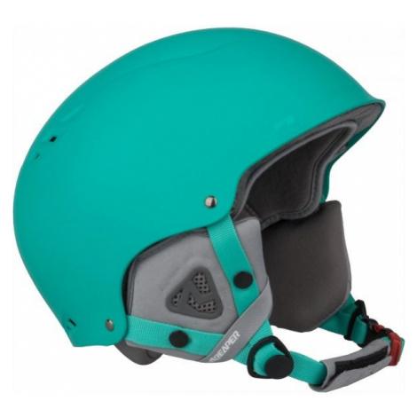 Reaper FREY dark green - Snowboard helmet