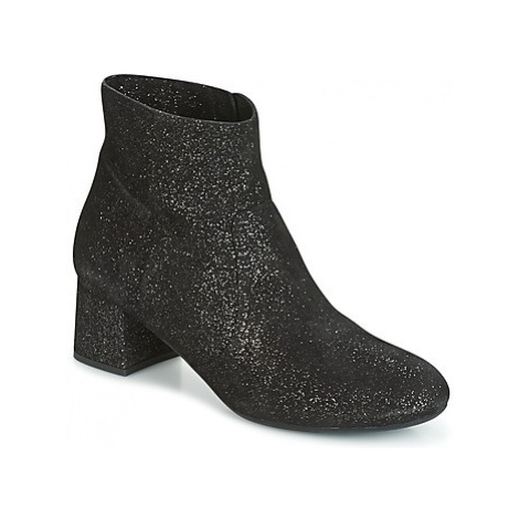 Unisa KARISI women's Low Ankle Boots in Black