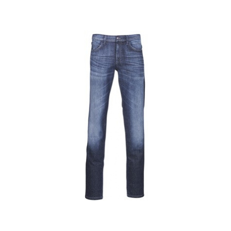 Sisley FERMINON men's Skinny Jeans in Blue