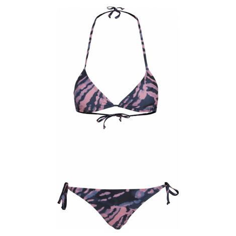 Urban Classics - Ladies Tie Dye Bikini - Bikini - multicolour