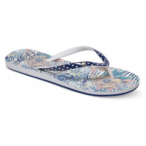 flip flops Roxy Portofino - TGN/Tropical Green