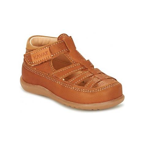 Kavat ALSTERMO girls's Children's Sandals in Brown