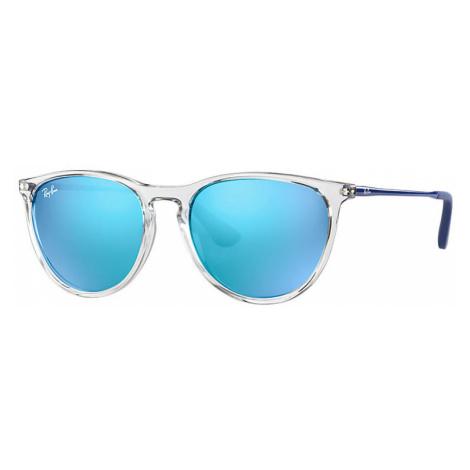 Ray-Ban Izzy Unisex Sunglasses Lenses: Blue, Frame: Blue - RJ9060S 7029B7 50-15