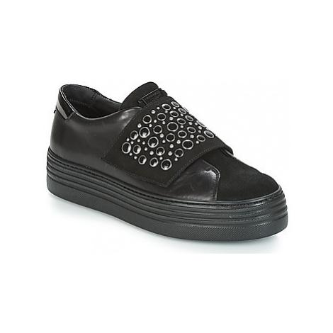 Tosca Blu BARROW women's Shoes (Trainers) in Black